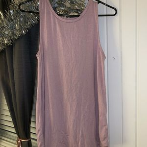 Old Navy Luxe Pink Tank